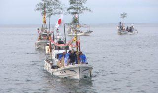 沖ノ島詣り